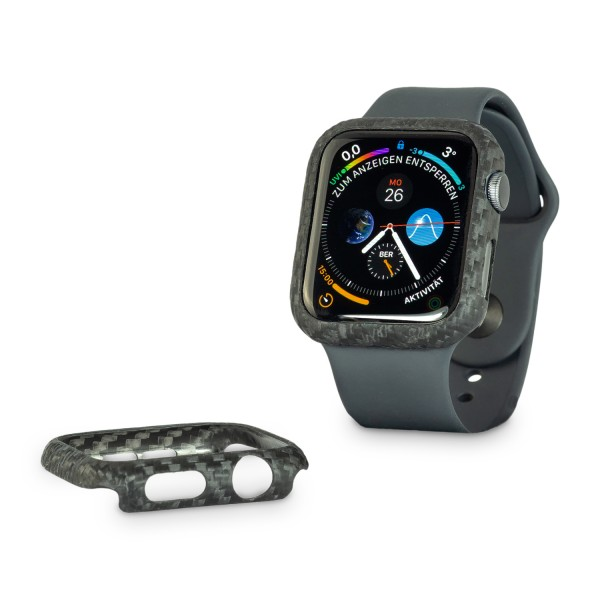 Carbon Cover Apple Watch 5 44mm