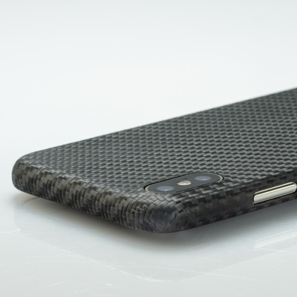 Carbon Cover iPhone Xs