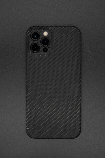 Carbon Cover iPhone 12 Pro Max