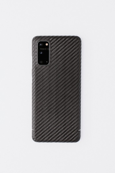 Magnetic Carbon Cover Samsung Galaxy S20